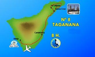 Taxi Adeje Tour 8 Taganana