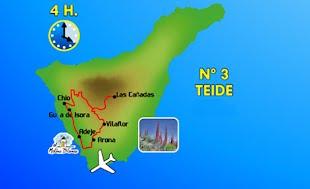 Taxi Adeje Tour 3 Teide